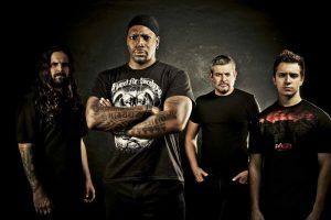 Membres du groupe Sepultura